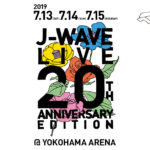 J-WAVE ライブ
